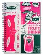 Fruit Punch Spiral Notebook
