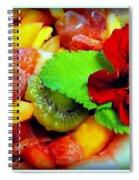 Fruit Salad Spiral Notebook