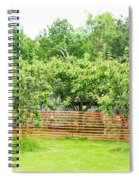 Fruit Trees Spiral Notebook