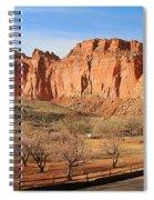 Fruita Utah Panorama 002 Spiral Notebook