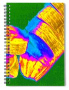 Fruitilicious - Banana - Photopower 1815 Spiral Notebook