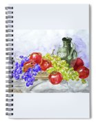 Fruit After Him Spiral Notebook