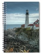 Ft. Williams Lighthouse Spiral Notebook
