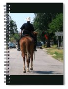 Ft Worth Texas Police Spiral Notebook