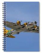Fuddy Duddy Spiral Notebook