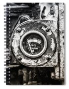 Fuel Deficient Spiral Notebook