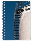 Fuel Storage Tank 03 Spiral Notebook