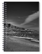 Fuengirola Beach Spiral Notebook