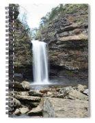 Full Flowing Spiral Notebook