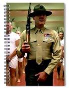 Full Metal Jacket 1 Stanley Kubrick 1979 Spiral Notebook