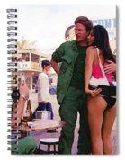 Full Metal Jacket 2 Spiral Notebook
