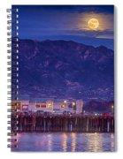 Full Moon Rising #2 Spiral Notebook