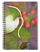 Full Of Hope  Spiral Notebook