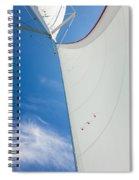 Full Sails Spiral Notebook