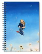 Fully Alive Spiral Notebook