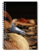 Fulvous Whistling Duck Spiral Notebook