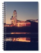 Fun And Games Spiral Notebook