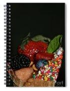 Fun Food Spiral Notebook