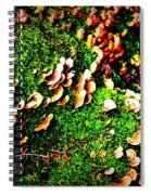 Fungus Among Us Spiral Notebook