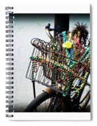 Funky Ride Spiral Notebook