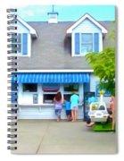 Funplex Funpark Spiral Notebook