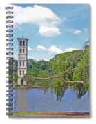 Furman Tree And Tower Spiral Notebook