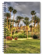 Furnace Creek Inn Spiral Notebook