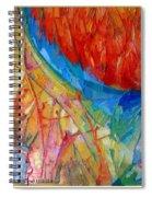 Furnace Of Love Spiral Notebook