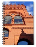 Furness Library Spiral Notebook