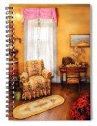 Furniture - Chair - Livingrom Retirement Spiral Notebook