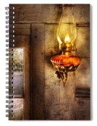 Furniture - Lamp - Kerosene Lamp Spiral Notebook