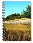 Furry Hill Spiral Notebook