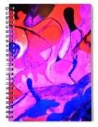 Fuscian Flow Spiral Notebook