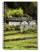 Fusio Vineyard Spiral Notebook