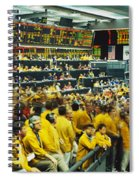 Futures And Options Traders Chicago Spiral Notebook