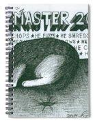 Fuzzmaster 2000 Spiral Notebook