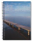 Fv2549, Mattthew Plexman Long Dock Out Spiral Notebook