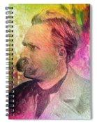 F.w. Nietzsche Spiral Notebook