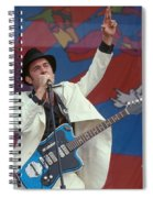 G Love And Special Sauce Spiral Notebook