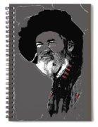 Gabby Hayes #3 1945-2013 Spiral Notebook