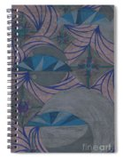 Galactic Spiral Notebook