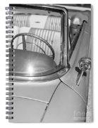 Galaxie 500 Convertible Spiral Notebook
