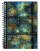 Galaxies II Spiral Notebook
