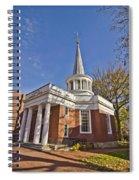Galbreath Chapel Spiral Notebook