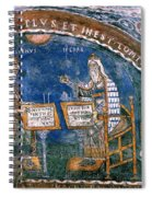 Galen And Hippocrates Spiral Notebook