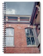 Galena's Architecture  Spiral Notebook