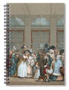 Galerie De Bois, C1740 Spiral Notebook