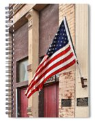 Gallantly Streaming Spiral Notebook