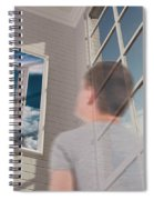 Gallery 3 Spiral Notebook