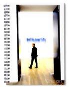 Gallery Six Spiral Notebook
